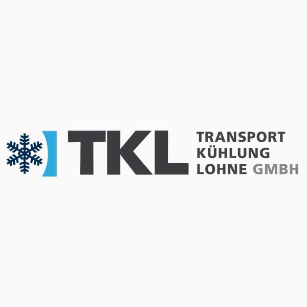 Logo Transportkühlung Lohne made by marketinghaltig