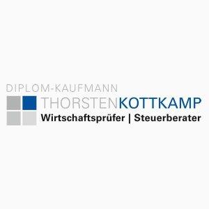 Logo Steuerberater Thorsten Kottkamp made by marketinghaltig
