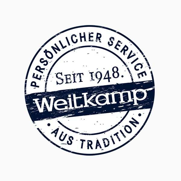 Traditionssiegel Autohaus Weitkamp