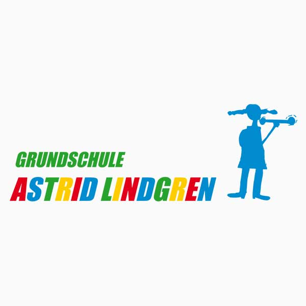 Logo Grundschule Astrid Lindgren made marketinghaltig