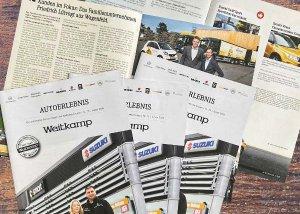 Kundenzeitung Autoerlebnis Nr. 25 Autohaus Weitkamp