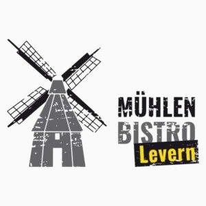 Logo Mühlen Bistro Levern