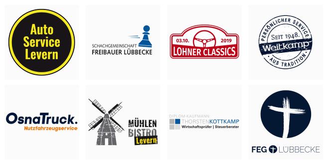 Corporate Design | Logo | Werbeagentur Lübbecke
